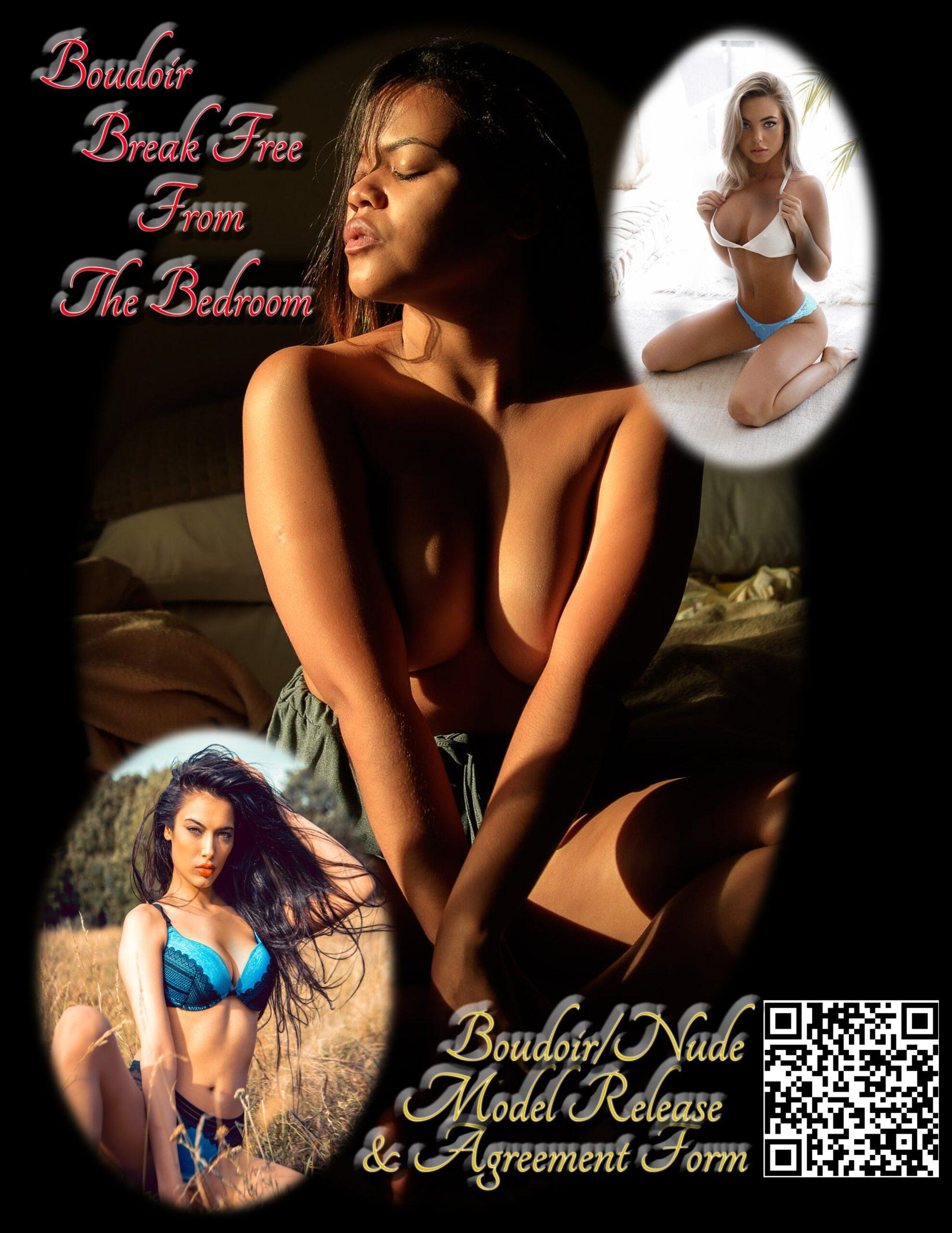 Boudoir/Nude Model Release & Agreement Form